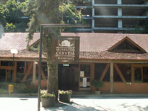 Beer Museum- Blumenau- Santa Catarina