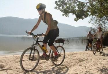Bike tour- Lagoa do Peri- Florianopolis