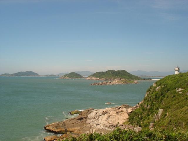 Naufragados lighthouse- Florianopolis-