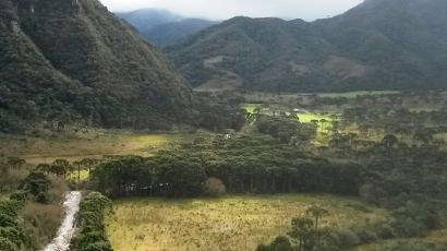 Rio do Bispo Gorge- Urubici- Santa Catarina