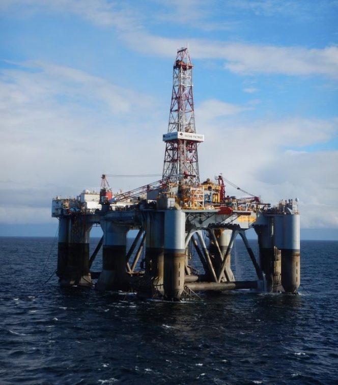 Diamond Offshore S 4q Loss Narrows Revenue Up