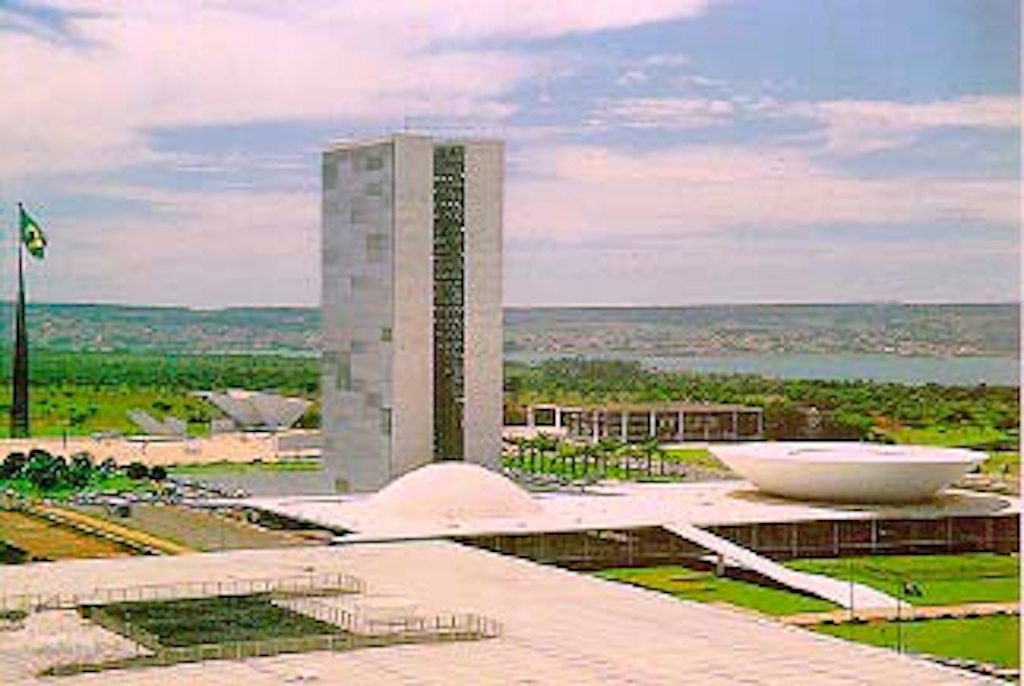 Congresso Nacional Brasilia Brazil by www.brazilfilms.com a film production services