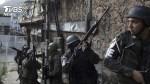 里約貧民區槍戰 巴西軍隊圍剿毒販
