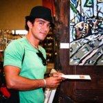 巴西人Tony Paraná獲選Bayou城市藝術節「主題藝術創作者」