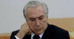 民調:巴西總統特梅爾的執政滿意度跌至3%,到歷史最低點