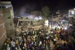 墨西哥小學遭震垮 百名失蹤學童中21人罹難