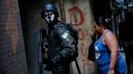 巴西里約貧民窟軍隊違反軍方規定
