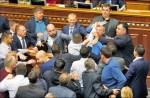 烏克蘭國會又開打