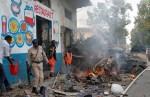 索馬利亞恐攻23死30餘傷 警匪持續槍戰