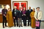佛光大學楊朝祥校長會見巴西如來寺、聖母院及媒體參訪團