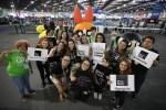 參與Campus Party的女性民眾 增添至40%