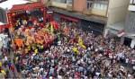 聖保羅僑社在自由區舉辦歡樂春節活動