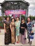 世界華人工商婦女企管協會 巴西分會率團參加歐洲重點活動