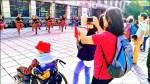 知本國中生台北跳舞 贏得滿堂彩