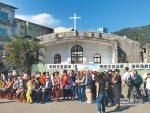 礁溪天主堂被閒置 教友抗議