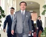 任蔡總統特使 蘇嘉全參加聖露西亞獨立40週年紀念日慶典