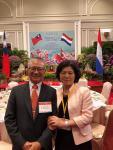 「中南美洲台灣商會聯合總會」總會長 張德輝伉儷 談巴拉圭移民投資經驗