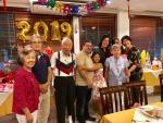 百夷亞州Salvador市僑胞舉辦「迎接新年溫馨聚會」
