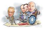 期待變天 連吳心腹力促吳敦義做無私黨主席 關鍵時刻 抬轎造王