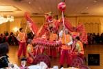 紐澤西州北部美華聯誼會 餐舞迎春