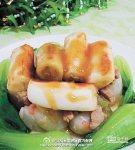晉城名菜燒大蔥 有2000年歷史