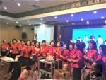 昆士蘭臺灣慈暉婦女聯合會26週年慶 大展女力
