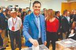西班牙大選激戰 恐組成聯合政府