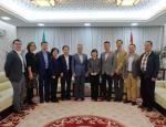 陳佩潔總領事會見太平洋保險公司代表團