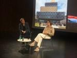 倫敦建築嘉年華:台灣衛武營建築師法蘭馨‧侯班暢談建築與文化