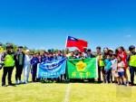 臺灣奪得加州盃國際曲棍球冠亞軍 僑胞加油打氣