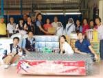 柬埔寨臺灣客家聯誼會端午行公益