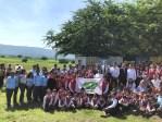 臺灣慈濟基金會發揮大愛精神援建墨西哥教會學校