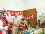 108歲奶奶慶生 許願住低樓層