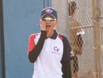 女壘青年隊挺進世界盃 台灣加油歌聲迴盪球場
