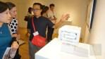 華府IA&A藝廊舉辦台灣藝術銀行作品展