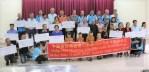 越南平陽巧聖廟 盂蘭節濟貧展愛心