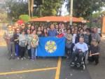 巴西榮光聯誼會舉辦荷蘭村花展踏青一日遊增進聯誼