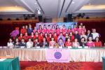 世界華人工商婦女企管協會花蓮分會「成立授證大會」場面盛大隆重熱鬧