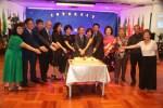 聖保羅歌友會慶生活動華星藝術團助興演出