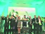 巴西小英之友會支持蔡英文總統連任巴西競選後援會成立大會