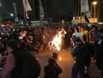 聖保羅市再次舉行抗議車票漲價遊行 3人被捕