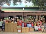 越南西寧臺商會春節慈善濟貧 受贈民眾懷感恩