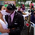 疫情期間 巴拉圭1500場婚禮被迫取消