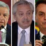 拉美國家領導人抗疫表現如何?阿根廷總統聲譽創新高 智利總統最糟糕