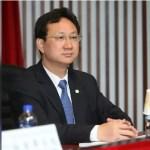 童振源證實將接任僑委會委員長 6月初返國接任