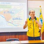 埔里淨水 規畫改善河岸景觀