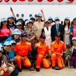 僑委會與世華女性企業家參訪臺北港海巡基地 宣慰海巡弟兄姊妹辛勞