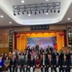 駐泰國代表李應元履新 拜會泰國中華會館暨傳統僑社