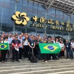 巴西企業參加廣交會,向200多個國家和地區展示產品