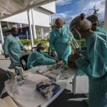 確診比例高達22%!巴西2190萬人已接受新冠病毒檢測